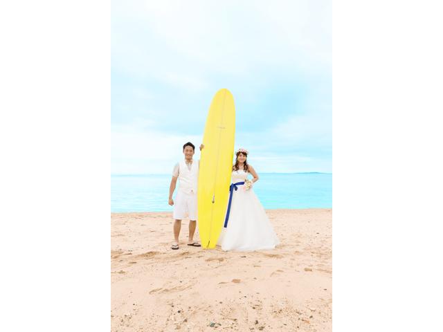 海で撮影するならサーフィン!