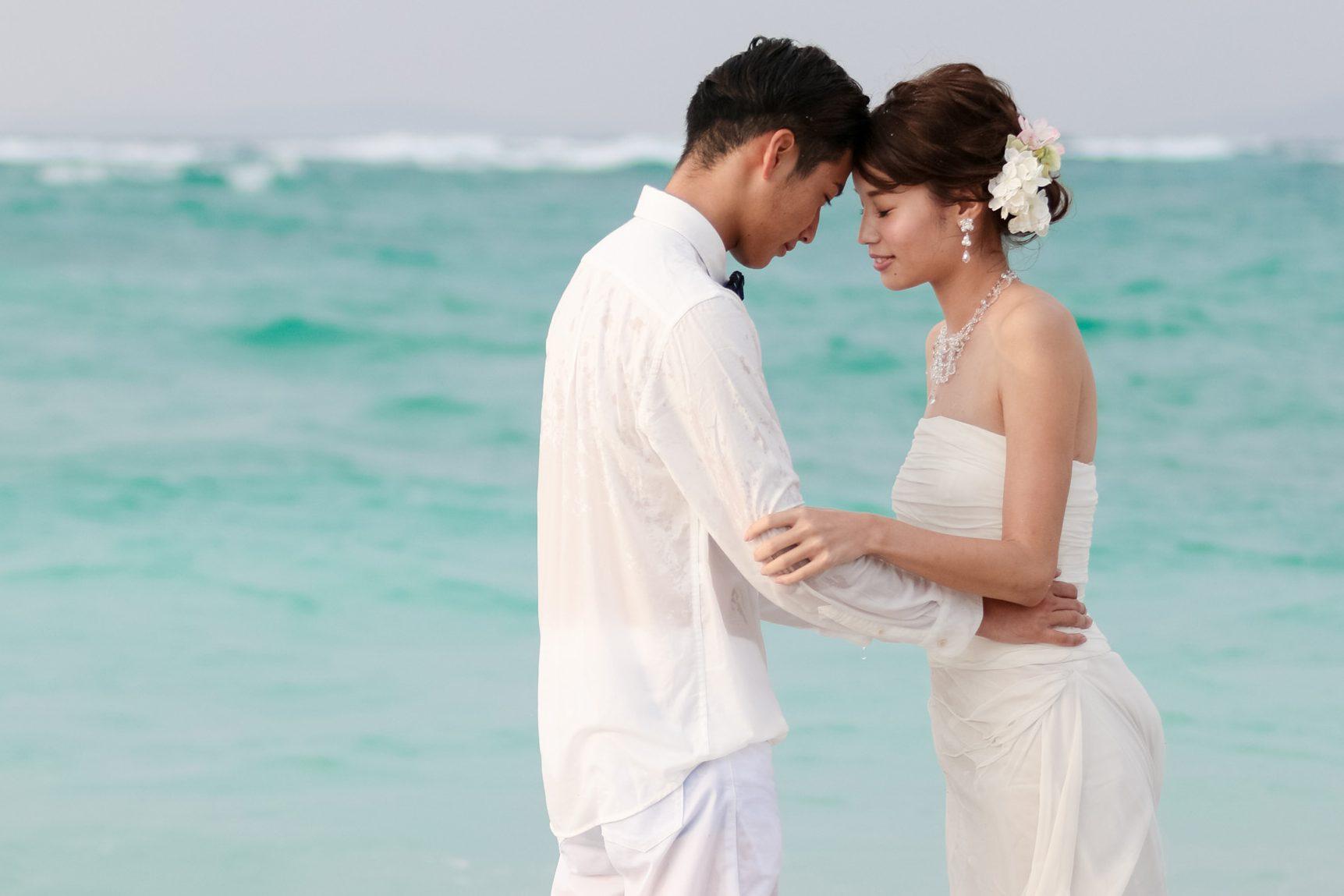 永遠に続く、空と海とふたりの愛