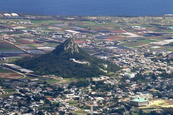 本島-伊江島
