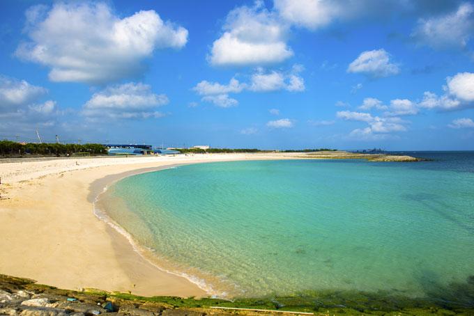 本島-西原きらきらビーチ