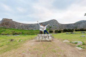 沖縄の前撮り&フォトウェディングを私服で撮影
