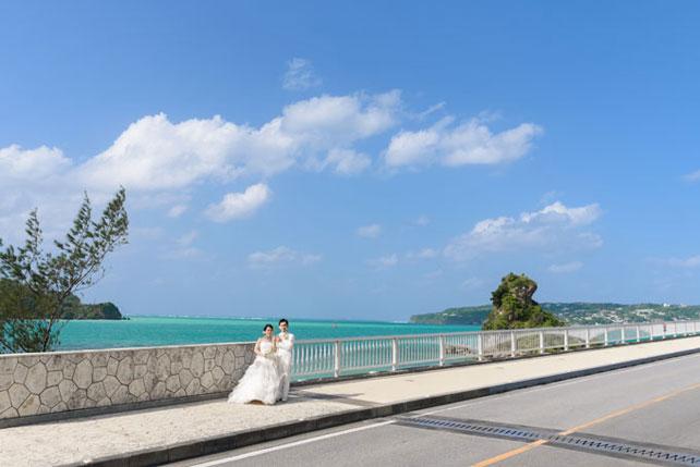 ロケーションフォトプラン 沖縄大自然満喫コース