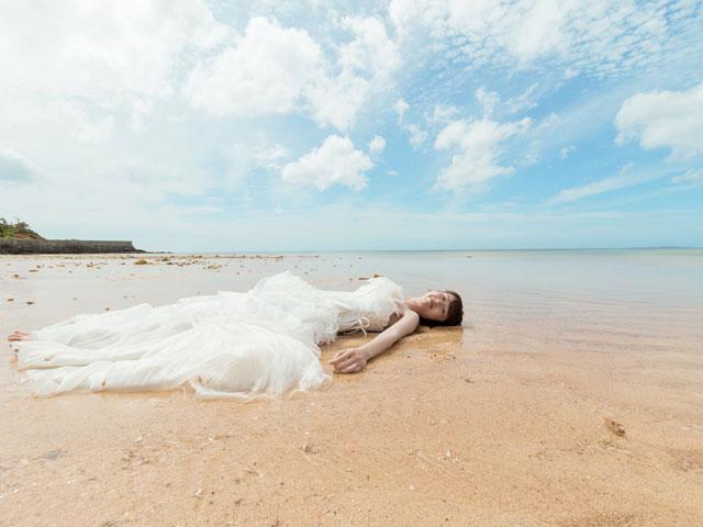 沖縄の空の下、大自然に包まれて