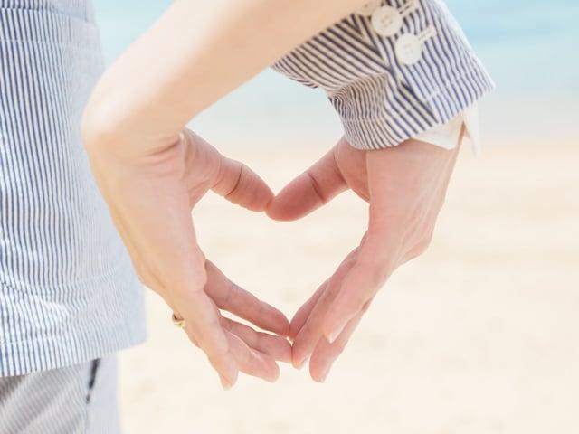 LOVE!手元ショット