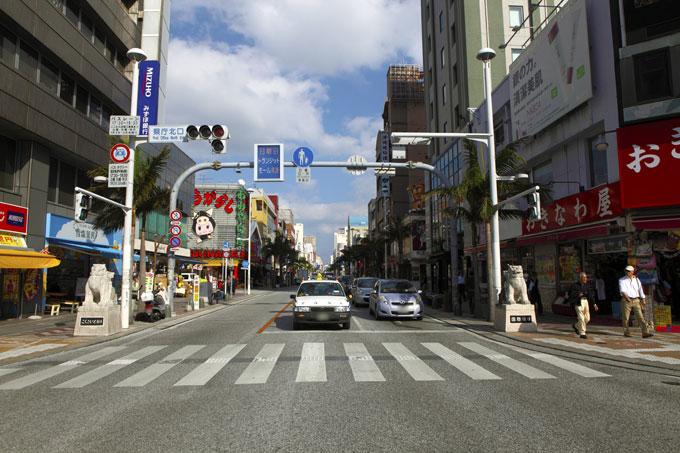 本島-国際通り