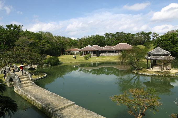 本島-識名園