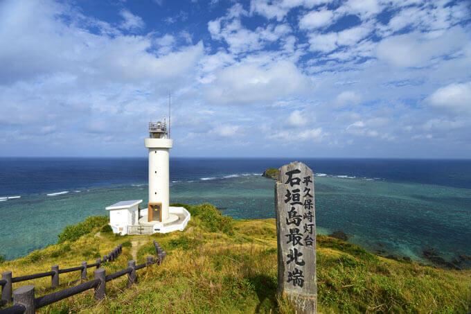 平久保崎灯台/石垣島