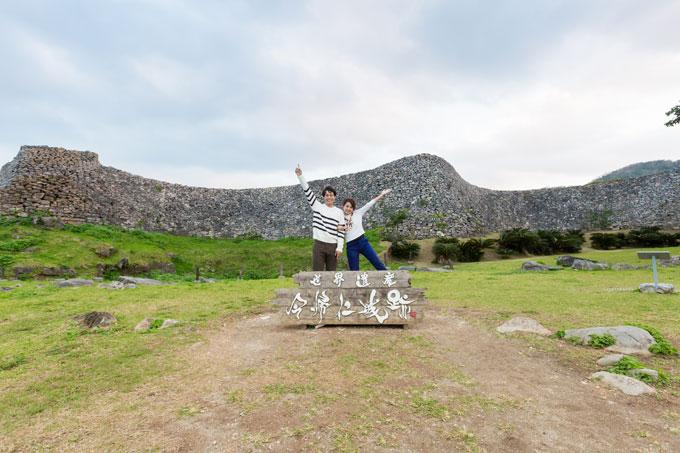 沖縄旅行を私服姿で撮影できるフォトツアー
