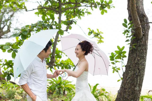 雨天保障(チャペルフォト・会食付プラン限定)