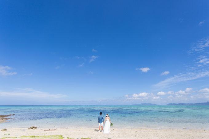 沖縄のフォトウェディングも格安で叶えられる?