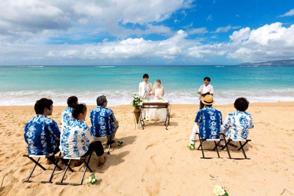 ビーチ挙式|沖縄
