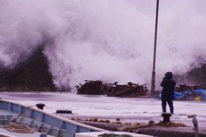 フォトウェディングの撮影だけでなく、台風の時はいろいろあるので要注意