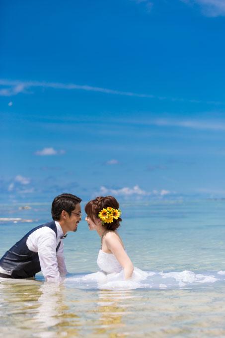 石垣島のフォトウェディング,ウェディングフォト,ビーチフォト,ロケーションフォト