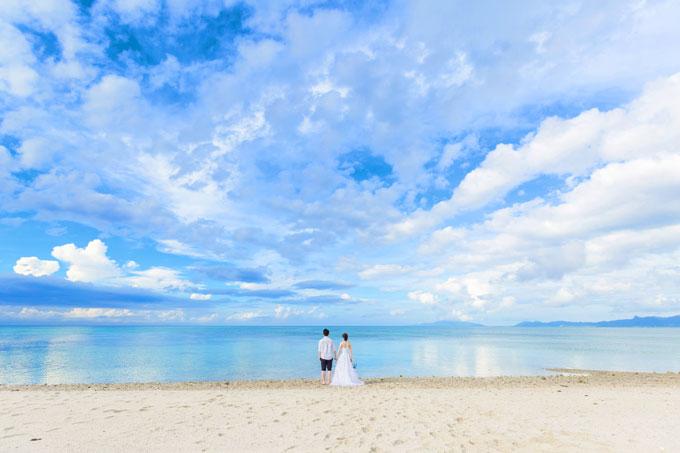 石垣島フォトウェディングの魅力は近年どんどん上昇中