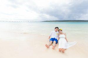 宮古島でトラッシュザドレスウェディングを楽しめるプラン