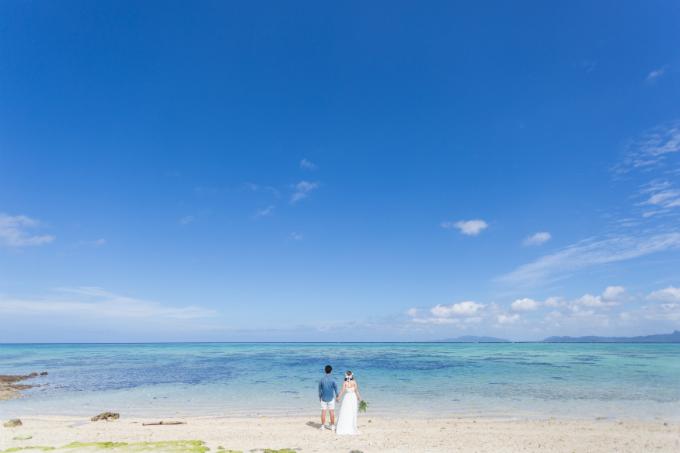石垣島 タバガービーチ