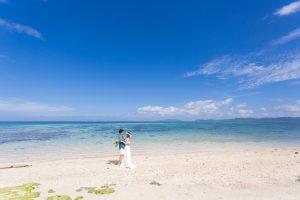 石垣島ビーチフォト エメラルドグリーンの海に魅せられて