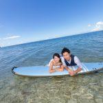 石垣島ビーチフォトウェディング 遠浅のビーチ
