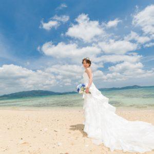 石垣島ビーチフォトウェディング