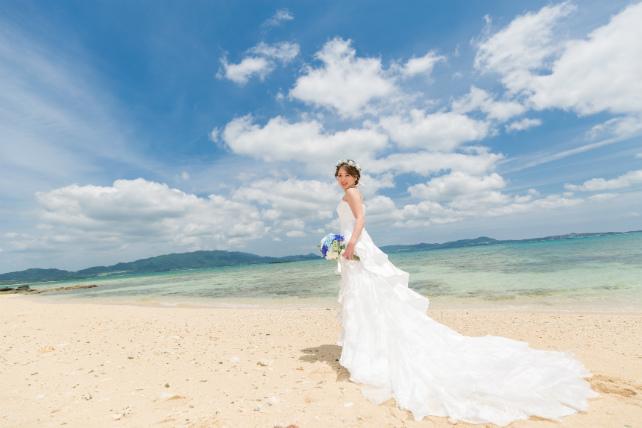 石垣島のビーチは透明度が高い!!