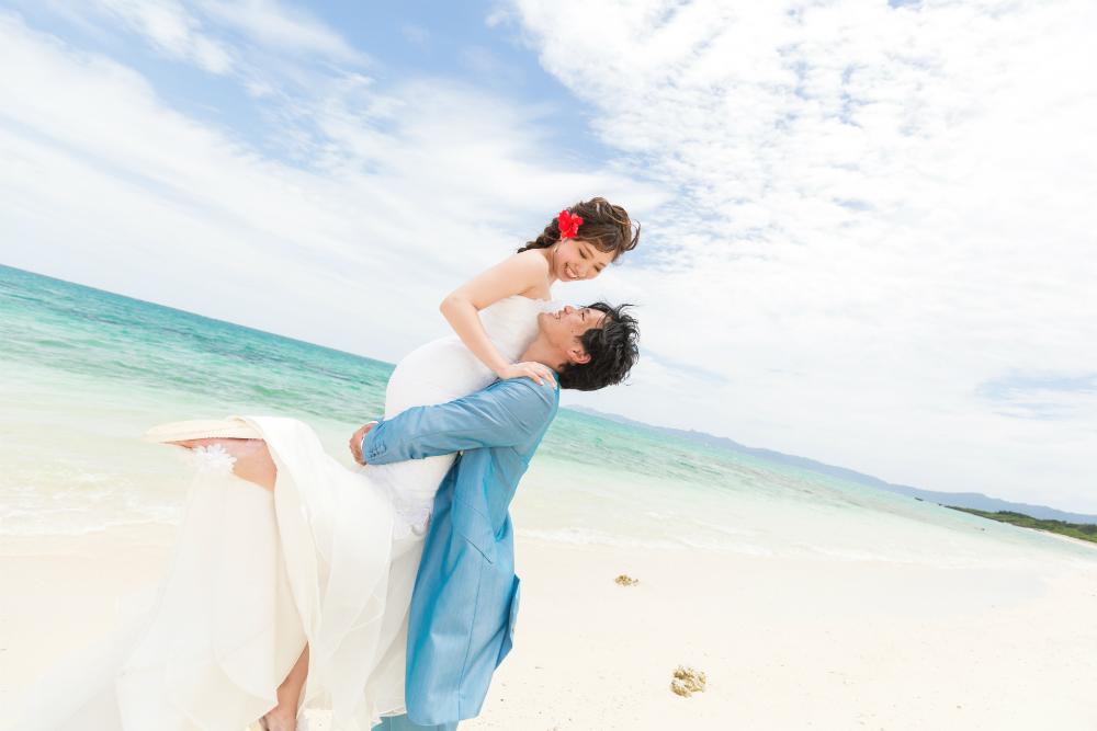 石垣島 ビーチフォトウェディング