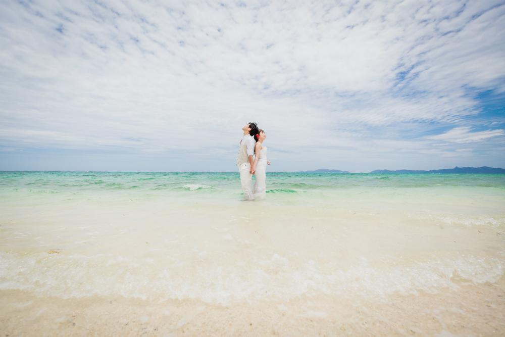 石垣島 トラッシュザドレス