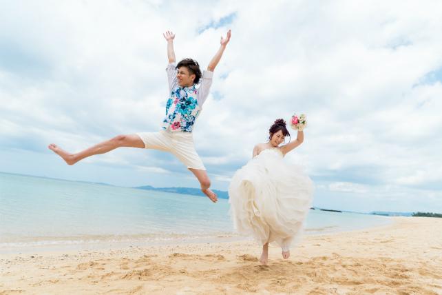 高く飛べば飛ぶほど楽しさ伝わる仕上がりに!!