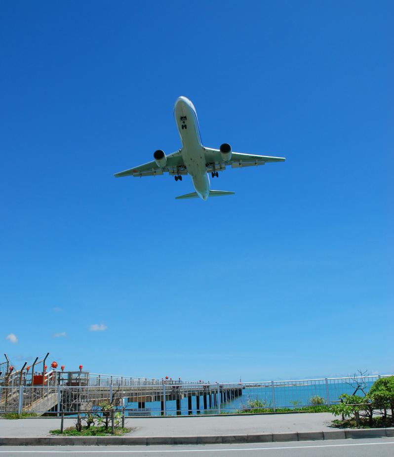 福岡、名古屋から沖縄離島へアクセスが便利に!|ANA直行便増便