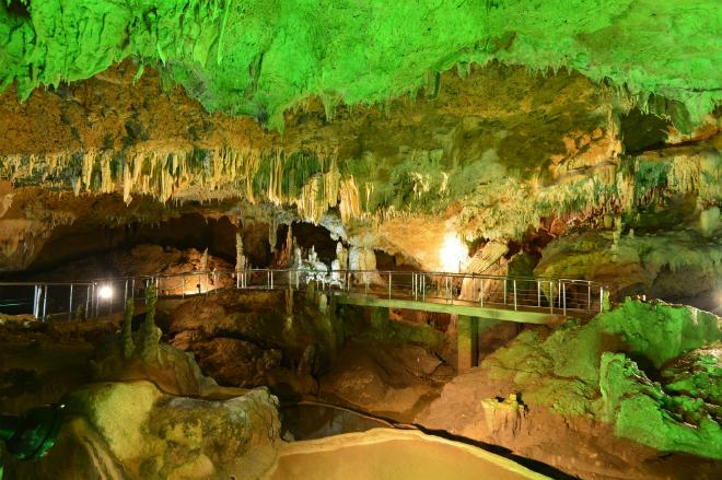 鍾乳洞|石垣島