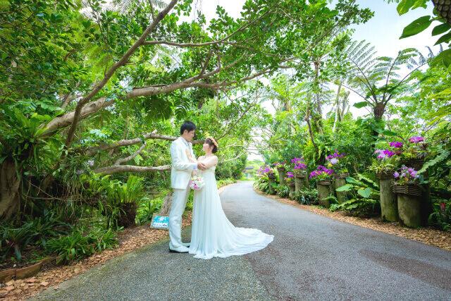ビオスの丘|沖縄ウェディングオンライン