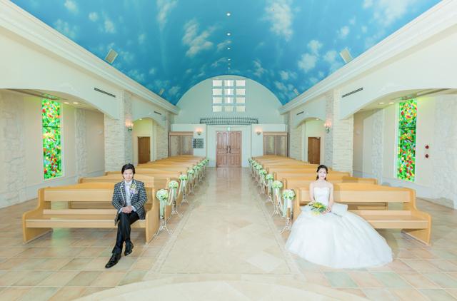 リザン・ル・アンジュマリー教会|沖縄