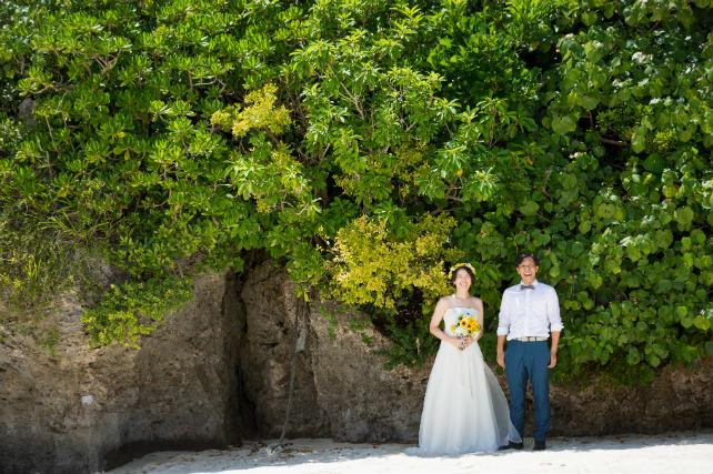 石垣島ビーチの撮影ポイントは海だけじゃない!自然に包まれたネチャースポット