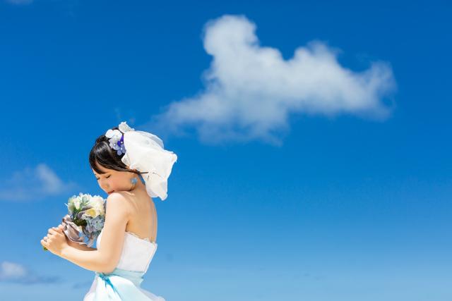 オンリーワンショット|沖縄ウェディングオンライン