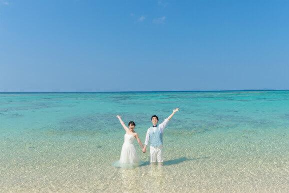 沖繩本島婚紗攝影方案