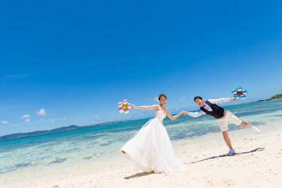 石垣島的婚紗攝影方案