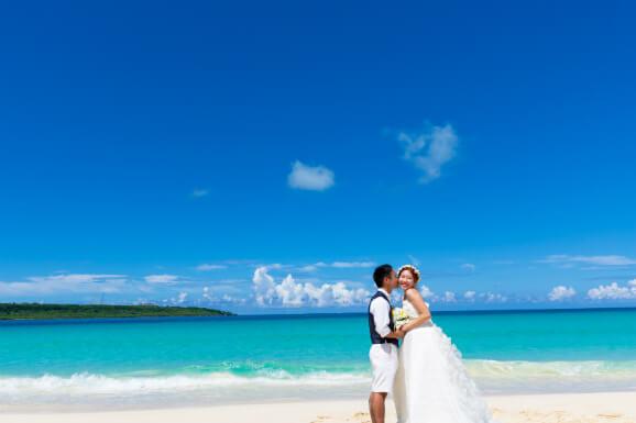 宮古島的婚紗攝影方案