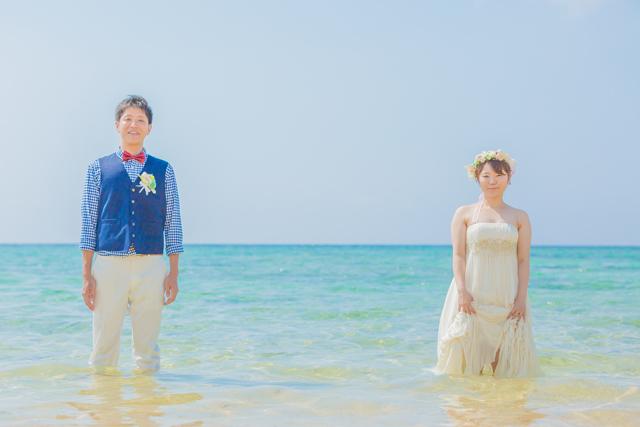 トラッシュザドレスのコンセプト|沖縄ウェディングオンライン