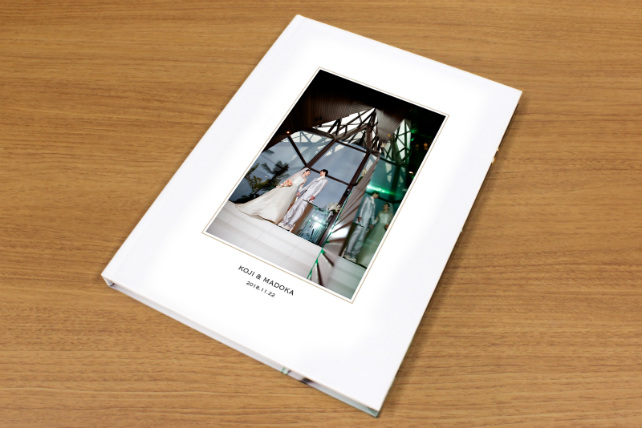 アルバムCrystal_Vシンプル 6ページ