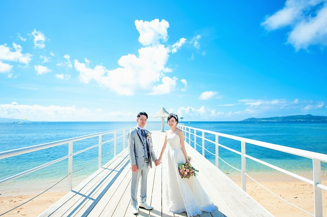フサキビーチリゾート ホテル&ヴィラズフォトウェディングプラン ~石垣島~