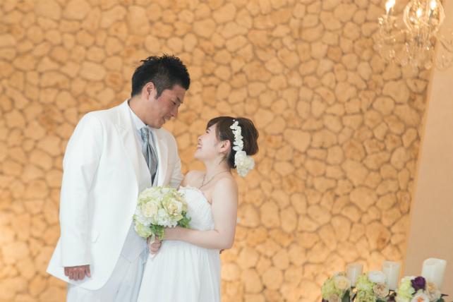 石垣島で叶えるチャペルフォトウェディグ