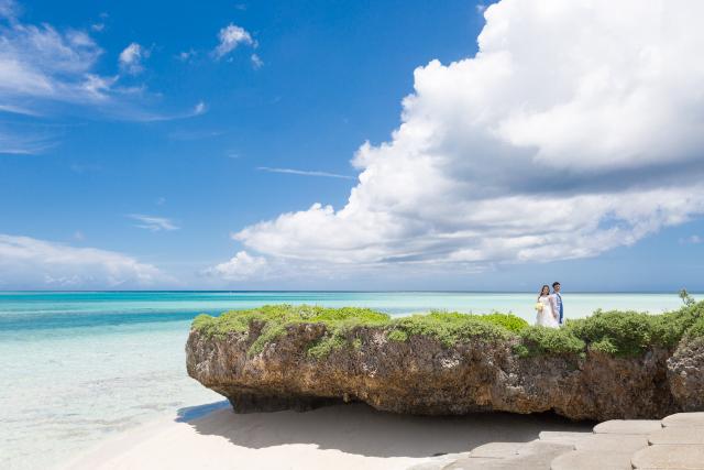池間島のパノラマビューが超すごい|沖縄ウェディングオンライン