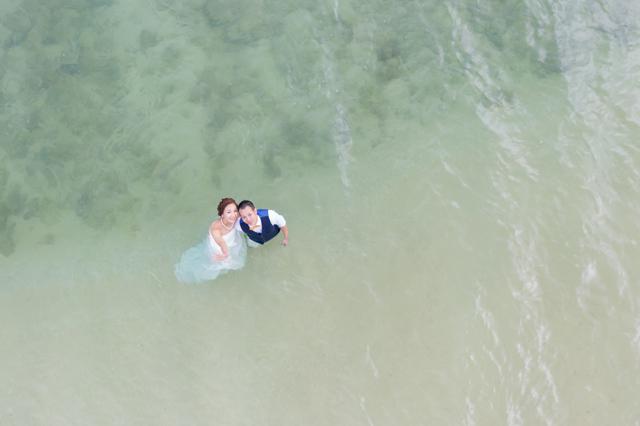 ドローン撮影|沖縄ウェディングオンライン