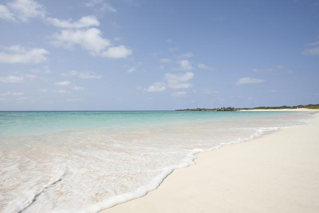 Irabu Island?Toguchi no hama Beach
