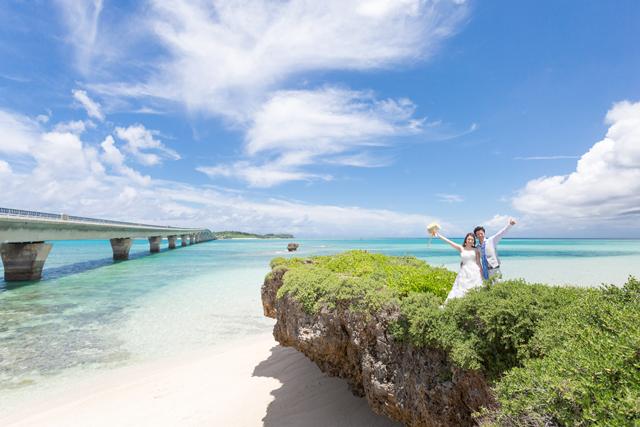 新婚旅行フォトウェディング 沖縄ウェディングオンライン