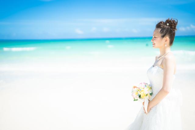 新婚旅行 沖縄フォトウェディング 沖縄ウェディングオンライン