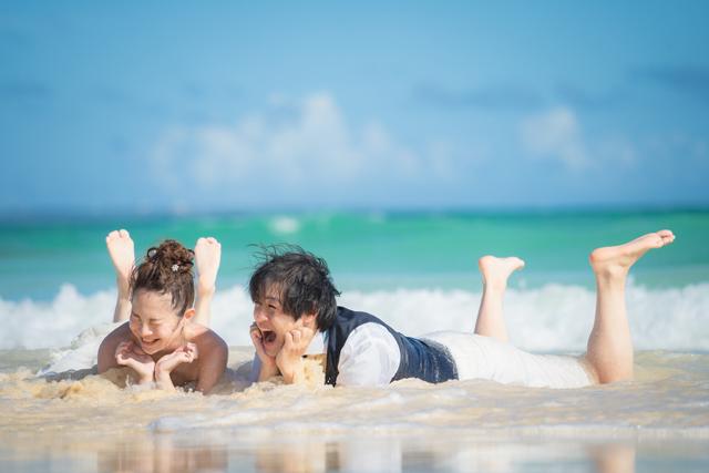 来間島シーウッドホテルに泊まってハネムーンフォトツアー|沖縄ウェディングオンライン