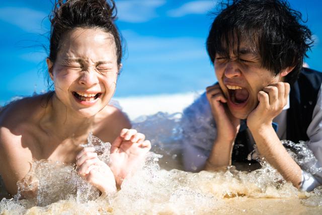 人とは違うウェディングフォト|沖縄ウェディングオンライン