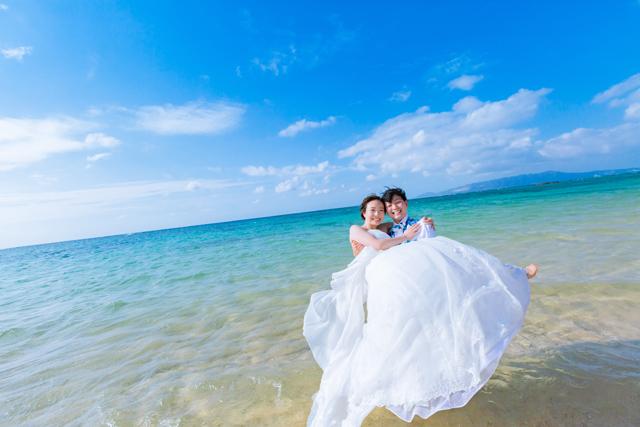 9月の沖縄フォトウェディング|沖縄ウェディングオンライン