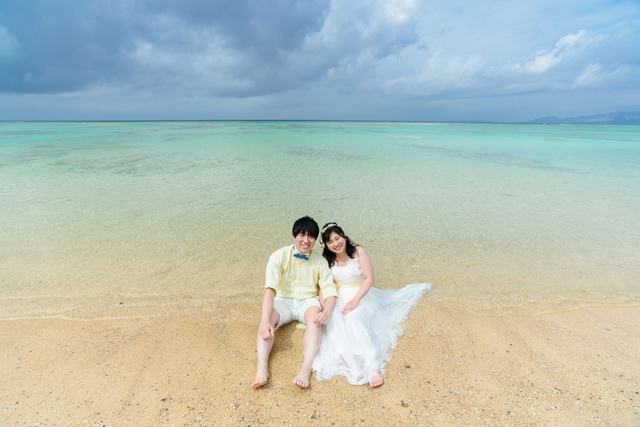 2月の沖縄フォトウェディング|沖縄ウェディングオンライン