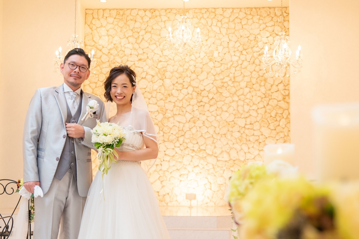 【New】チャペル&トラッシュザドレスウエディングプラン ~石垣島~